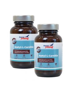 forever young Acetyl-L-Carnitin 2er-Set