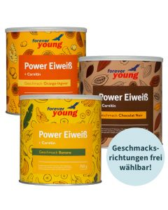 forever young power eiweiss Vorteilspack 3er-Set