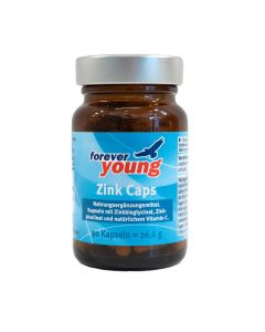 forever young Zink Caps