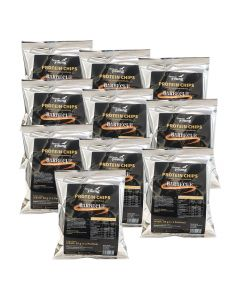 forever young protein chips barbecue geschmack 10er-Pack