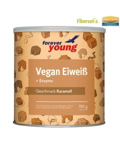 Vegan Eiweiß forever young