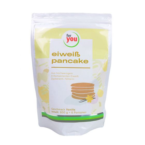 for you eiweiss pancake - Vanille