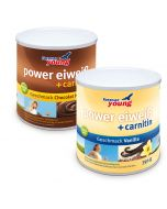 forever young power eiweiss Dosen 2er-Set