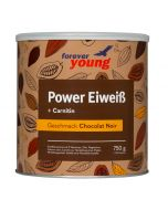 forever young power eiweiss Dose Chocolat Noir